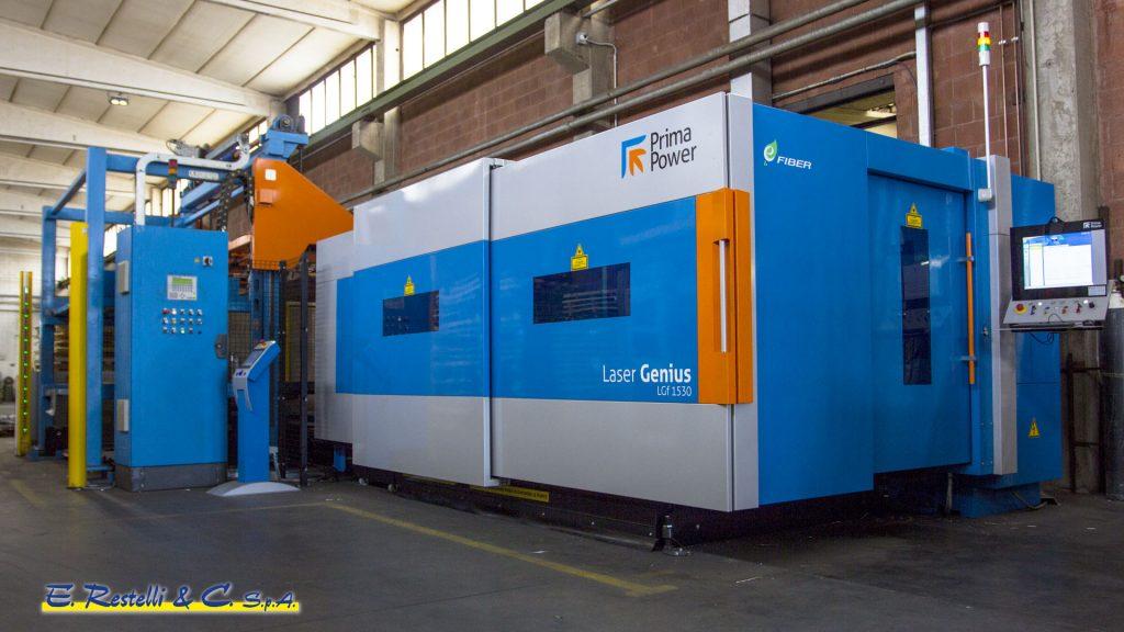 Prima Power Laser Genius LGf1530