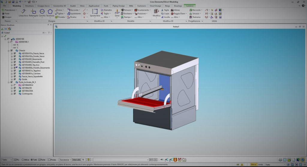 Progettazzione 3D
